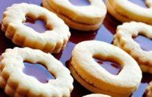 Kolay Marmelatlı kurabiye tarifi