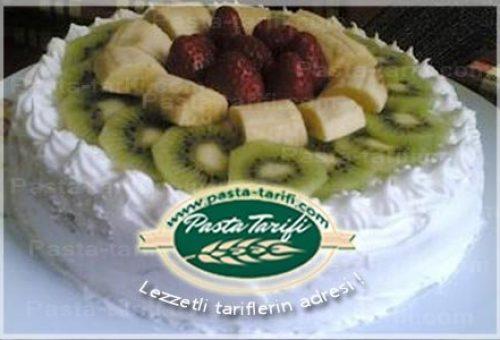 Meyveli Pasta Tarifleri