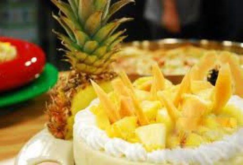Meyveli İrmik Pastası Tarifi