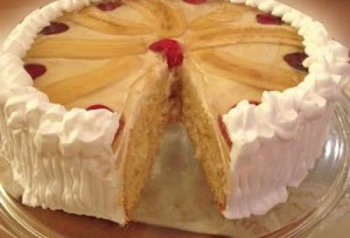 Muzlu jöleli Pasta Tarifi