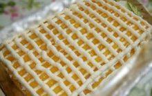 Portakallı Limonlu Yaş Pasta