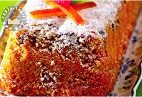 Mısır unlu kek tarifi