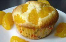 Hindistan Cevizli Mandalinalı Muffin Tarifi
