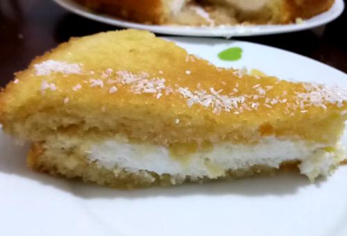 Padişah Yastığı Tatlısı Tarifi Padişah yastığı pastası mı desem bilemedim