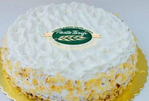 Fındıklı Çilekli Pasta Tarifi