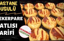 Pastane usulü şekerpare tarifi – Kolay Şekerpare tarifi