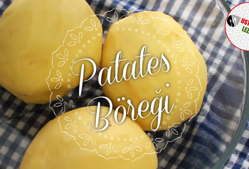 Tavada Patates Böreği Tarifi Pratik Kahvaltılık Tarifleri