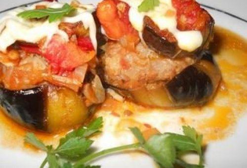 Patlıcanlı Paşa Kebabı Tarifi