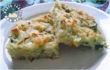 Pırasa ve Beyaz Peynirli Börek Tarifi