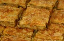 Pırasalı Arnavut Böreği Tarifi