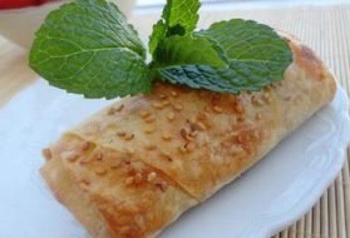 Pırasalı Pirinçli Börek Tarifi