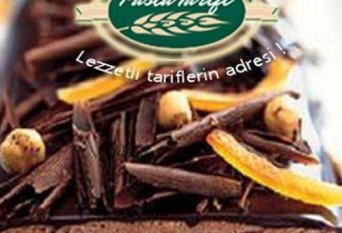 Portakallı Çikolatalı Pasta