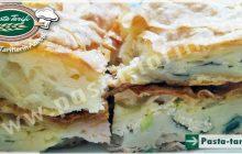 Sodalı Peynirli Börek Yapımı