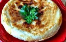 Pırasalı Tava Böreği Tarifi