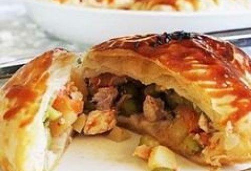 Tavuklu Talaş Böreği