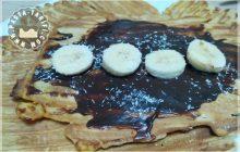 Tost Makinasında Waffle