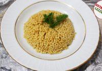 Yapımı çok kolay Sade kuskus pilavı tarifi – Kuskus pilavı nasıl yapılır nefis yemek tarifleri