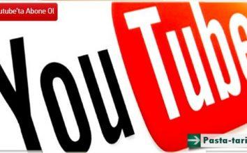 You Tube Kanalımıza Abone Ol