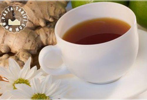 Zencefil Çayı Soğuk Algınlığı İçin Birebir