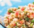 Kuskuslu tabule salata tarifi